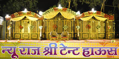 Logo & New Raj Shree Tent House Best Collection with variety designs ...